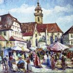 Stadtansichten – Künstler sehen Cannstatt