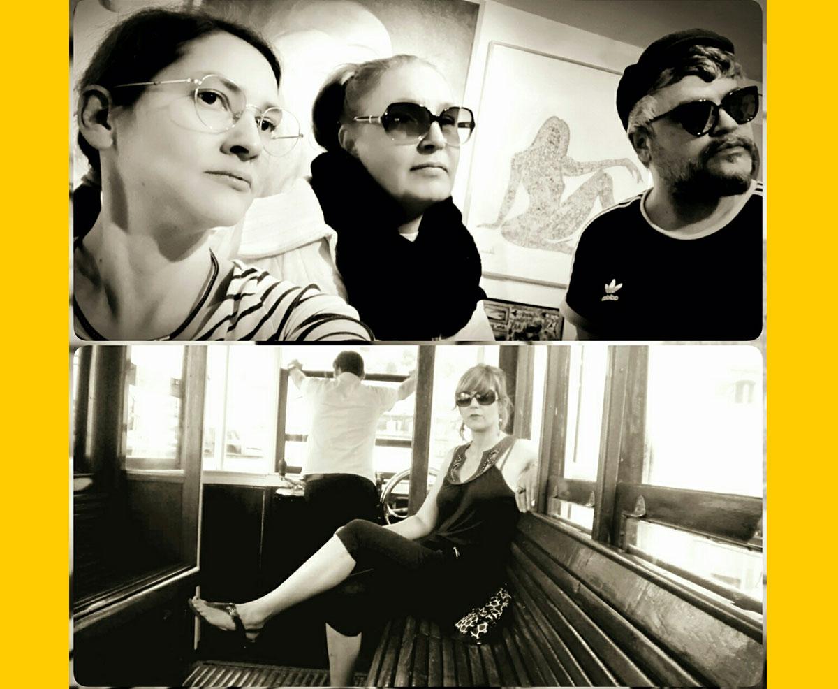 Kunst-Ausstellung & Live-Performance Atelier Mar.Grit